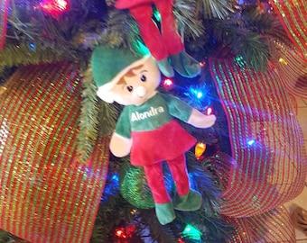 personalized elfs