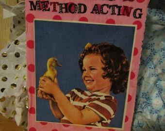 Method Acting {Original Collage}