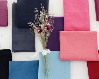 Medium Wale Corduroy Fabric, 9 colours, Cotton 100%, by Yard