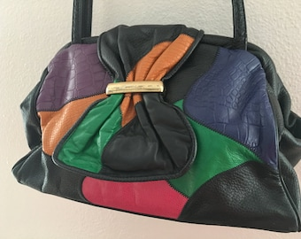 Vintage Saks Fifth Avenue Leather purse