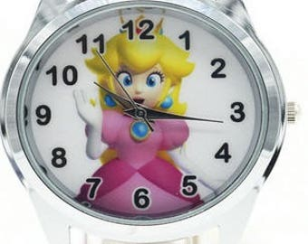Super Mario Bros Watch Princess Peach