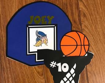 Basketball Door Sign & Basketball door | Etsy