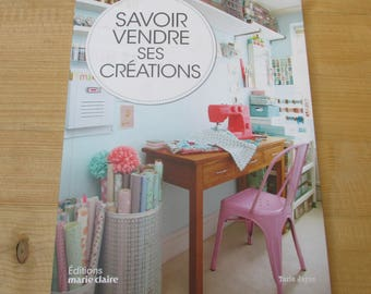 Book know sell creations - Editions Marie Claire