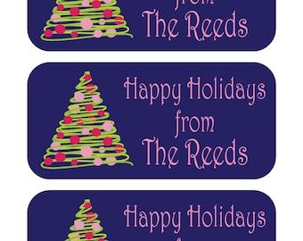 81 Custom Tags for Christmas & Holiday Gifts