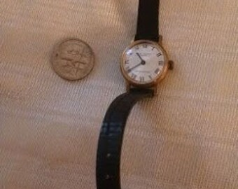 Vintage Watch (Paul Poiret) with Roman numerals...Very rare!
