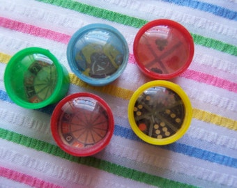 miniature novelty toy games
