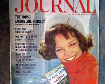 BTS Ladies home journal jan 1962 Jacqueline Kennedy