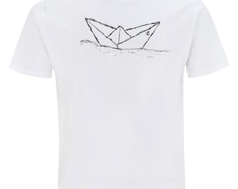 T-Shirt 4Tapes Fair Trade & Organic Cotton _ grey MN3Neb6ny