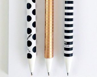 Patterned Gel Roller Pens