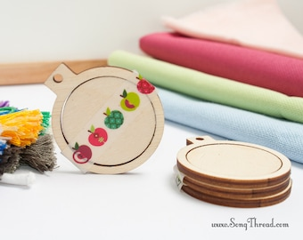 1.69 inch Mini Embroidery Hoop