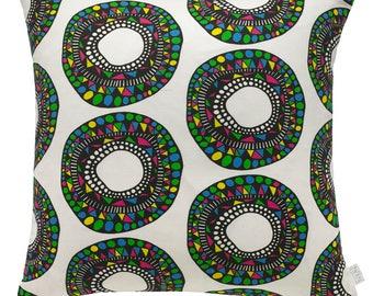 Aztec Doughnut w/ Frosting cushion