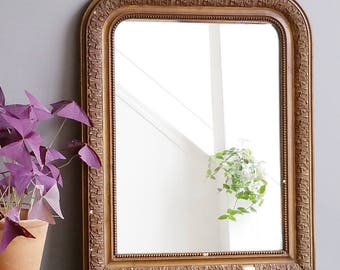 Louis-Philippe/french antique mirror mirror