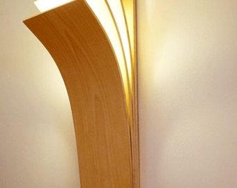 Applique book (wall lamp)