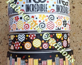 I'm Incredible Ribbon Collection