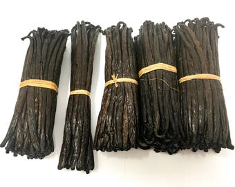 Madagascar Bourbon Vanilla Beans by Slofoodgroup (Gourmet Vanilla Beans) various sizes availble