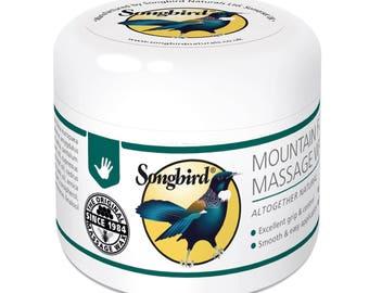 Songbird® Mountain Forest Massage Wax (100g)