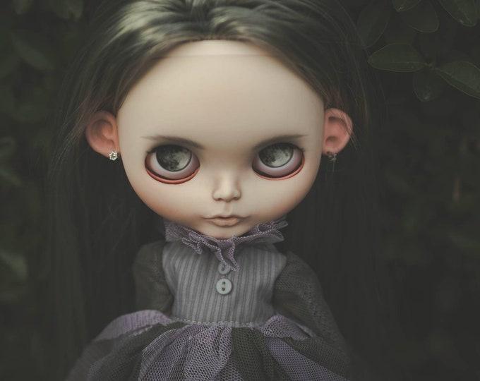 Ooak custom Blythe doll ~ the Whispering Blythe ~ Solstice , custom #11