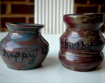 Handmade Bud Vase