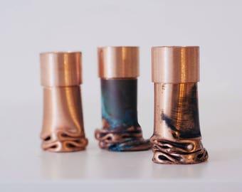 Hot copper