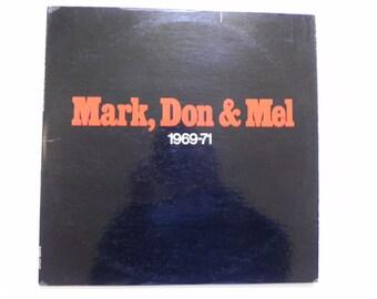 Grand Funk Railroad Mark Don & Mel 1969-71 Vinyl LP Records