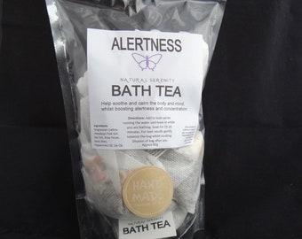 Alertness Bath Tea - 5 bags