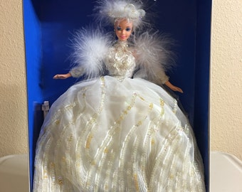 Enchanted Seasons Collection Snow Princess Barbie
