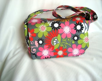 """Large 4"""" Size  Coupon Organizer Holder  Box- Attaches to Your Shopping Cart- BRIT DAISY"""