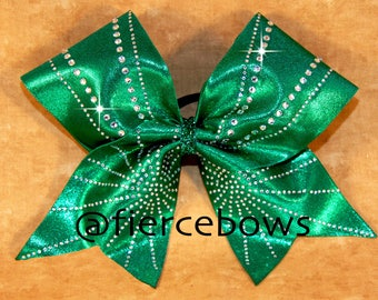 Wizardry Rhinestone Bow - Choose Your Color