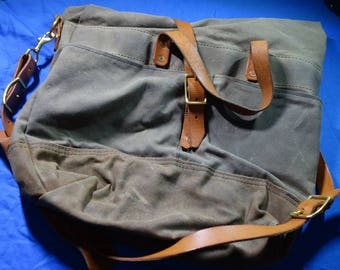 Cotton linen bag (used)