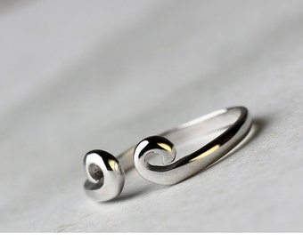 gold  plated hoop ring, graduation gift