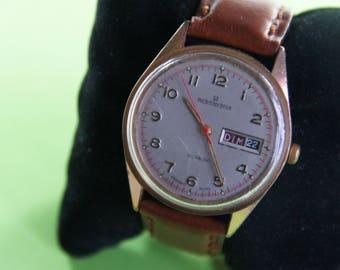 Michel Herbelin Swiss draft - watch men - 70s vintage watch