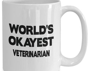 Future veterinarian gifts - veterinarian mug for teens - equine, veterinary nurse gifts , vet receptionist gifts for women - graduation gift