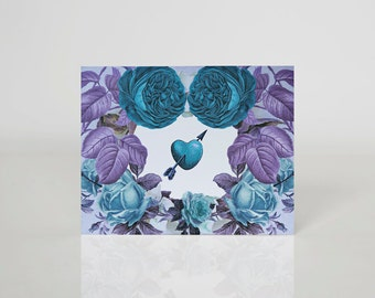 Love and Roses Card