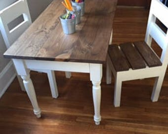 Popular Items For Farmhouse Table And Chairs