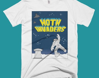 Hoth Invaders T-Shirt