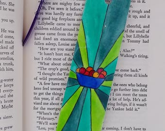 Citrus Bookmark
