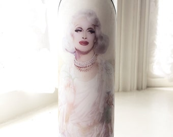 Pearl Prayer Candle