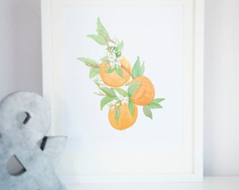 Fruit Print Collection