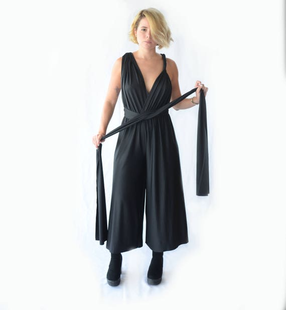 Infiny Culotte Jumpsuit by Etsy