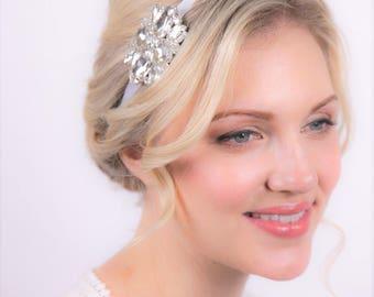 Bridal hair accessory,Bridal headband,wedding hair accessory, Wedding headband ,Wedding headpiece, Bridal Headpiece,Wedding accessory #107