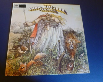 The Anna Russell Album Vinyl Record CBS 61665 Mono 1972