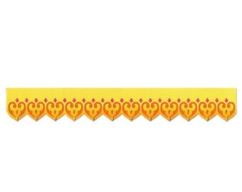 NEW LOW PRICE: Sizzix Sizzlits Decorative Strip Die - Ribbon, Antique Bazaar  658393