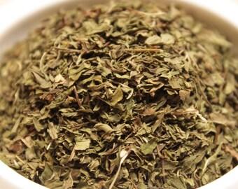 Herbal: Spearmint Leaves - Herbal Tea - Tisane - Loose Tea Blend - No Caffeine