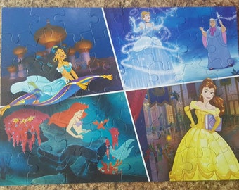 Disney Princesses 48 pcs