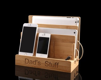 charging station organizer,wood charging station,best docking stations,best dock station,the best docking station,christmas gifts for men