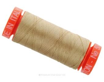 MK50 2326 - Aurifil Sand Cotton Thread