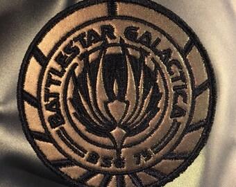 Battlestar Galactica patch