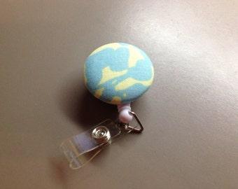 Amy Butler Retractable Badge Reel