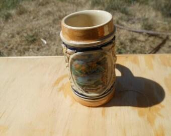 Vintage German Mini Mug