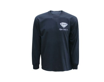 Alpha Delta Pi Diamonds are Forever Long Sleeve T-shirt